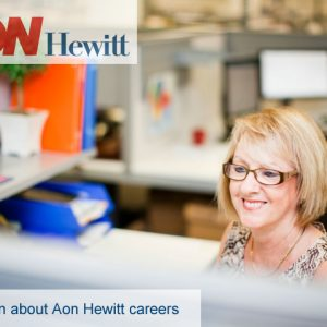 Information about Aon Hewitt careers